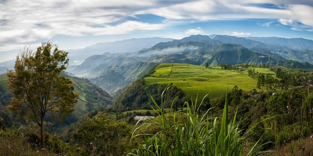Turrialba Mountains Costa Rica Landscape Photography