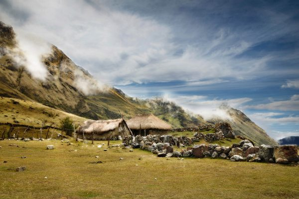 Salkantay Trek Andes Mountains Landscape Photography