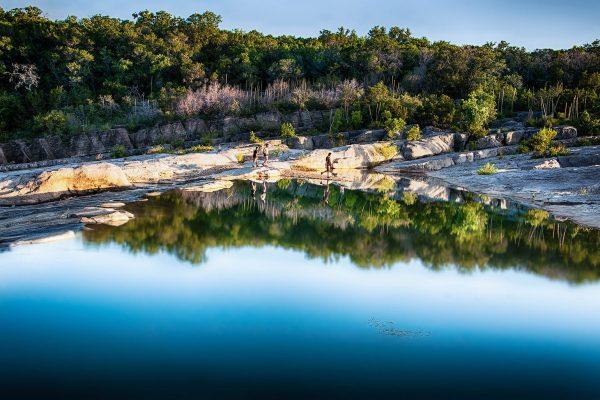 Pedernales Falls State Park Texas Landscape Photography